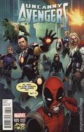 Uncanny Avengers (2012 Marvel Now) 25B