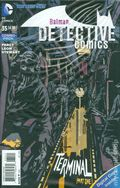 Detective Comics (2011 2nd Series) 35COMBO