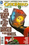 Green Lantern New Gods Godhead (2014) 1A