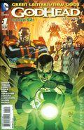 Green Lantern New Gods Godhead (2014) 1B
