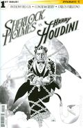 Sherlock Holmes vs. Harry Houdini (2014 Dynamite) 1C