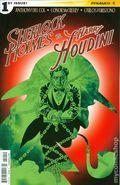 Sherlock Holmes vs. Harry Houdini (2014 Dynamite) 1