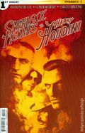 Sherlock Holmes vs. Harry Houdini (2014 Dynamite) 1A