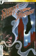 Sherlock Holmes vs. Harry Houdini (2014 Dynamite) 1B
