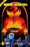 Chew Warrior Chicken Poyo (2014) 1SDCC