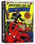 ACG Collected Works: Adventures into the Unknown HC (2013 PS Artbooks Slipcase Edition) 9-1ST