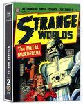 Pre-Code Classics: Strange Worlds HC (2014 PS Artbooks Slipcase Edition) 2-1ST