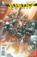 Justice League (2011) 34COMBO