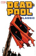 Deadpool Classic TPB (2008-Present Marvel) 8-REP