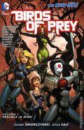 Birds of Prey TPB (2012-2015 DC Comics The New 52) 1-REP