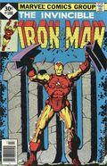 Iron Man (1968 1st Series) Whitman Variants 100