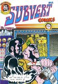 Subvert Comics (1970) #1, 3rd Printing