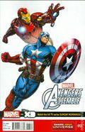 Avengers Assemble (2013) Marvel Universe 13