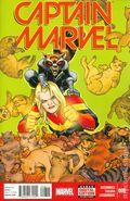 Captain Marvel (2014 8th Series) 8