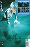 Death Defying Dr. Mirage (2014 Valiant) 2