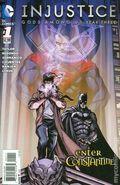 Injustice Gods Among Us Year Three (2014 DC) 1