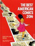 Best American Comics HC (2014) 1-1ST