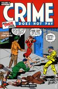 Crime Does Not Pay Archives HC (2012 Dark Horse) 8-1ST