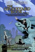 Graveyard Book HC (2014 A HarperCollins Graphic Novel) By Neil Gaiman 2-1ST