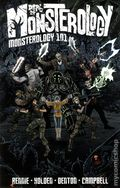 Dept. of Monsterology TPB (2014-2015 Renegade Arts) Department of Monsterology 1-1ST