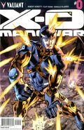 X-O Manowar (2012 3rd Series Valiant) 0D