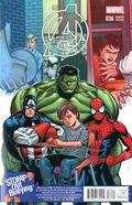 Avengers (2013 5th Series) 36D