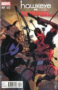 Hawkeye vs. Deadpool (2014) 1B