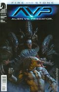Alien vs. Predator Fire and Stone (2014 Dark Horse) 1A