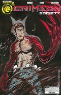 Crimson Society (2014 Danger Zone) 1B