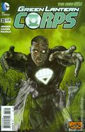 Green Lantern Corps (2011 2nd Series) 35B