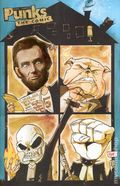 Punks The Comic (2014) 1B