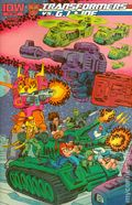 Transformers vs. G.I. Joe (2014 IDW) 3RI