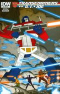 Transformers vs. G.I. Joe (2014 IDW) 3SUB