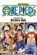 One Piece TPB (2009- Viz) 3-in-1 Volume 28-30-1ST