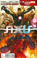 Avengers and X-Men Axis (2014 Marvel) 1A