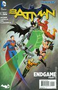 Batman (2011 2nd Series) 35A