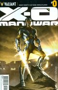 X-O Manowar (2012 3rd Series Valiant) 0A