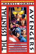 Essential Avengers TPB (1998- Marvel) 1st Edition 2-1ST