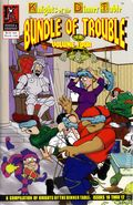 Knights of the Dinner Table Bundle of Trouble TPB (1998- Kenzer) 4-1ST