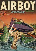 Airboy Comics (1945-1953 Hillman) Vol. 4 #4