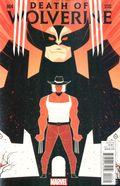 Death of Wolverine (2014) 4B
