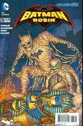 Batman and Robin (2011 2nd Series) 35B