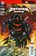 Batman and Robin (2011 2nd Series) 35A