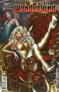 Grimm Fairy Tales Presents Wonderland (2012 Zenescope) 28C