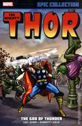 Thor The God of Thunder TPB (2014 Marvel) Epic Collection 1-1ST
