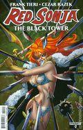 Red Sonja Black Tower (2014 Dynamite) 2A