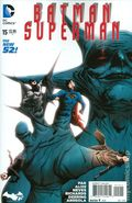 Batman Superman (2013 DC) 15A