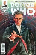 Doctor Who The Twelfth Doctor (2014 Titan) 1A