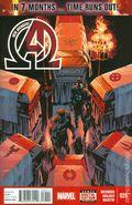 New Avengers (2013 3rd Series) 25A