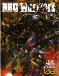 ABC Warriors The Mek Files HC (2014-2016 Rebellion) 2-1ST